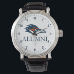 """University of Texas Alumni Watch<br><div class=""""desc"""">Check out these new University of Texas at San Antonio designs! Show off your UTSA Roadrunners pride with these new University of Texas at San Antonio products. These make perfect gifts for the Roadrunners student, alumni, family, friend or fan in your life. All of these Zazzle products are customizable with...</div>"""
