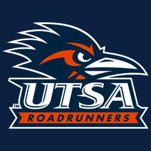 69056dd5d University of Texas San Antonio Road Runner Canvas Print