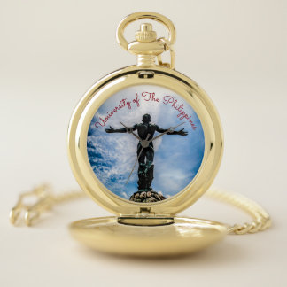 University of the Philippines Pocket Watch