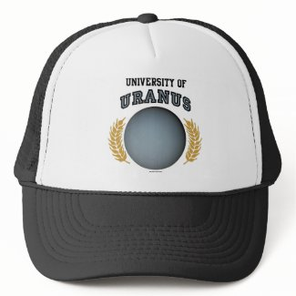 University Of Uranus Hat