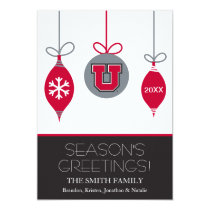 University of Utah Holiday Card