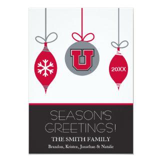 University of Utah Holiday Card