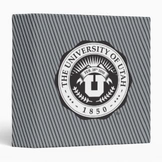 University of Utah Seal Binder