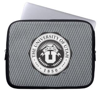 University of Utah Seal Laptop Sleeve