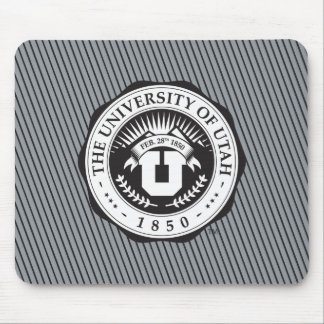 University of Utah Seal Mouse Pad