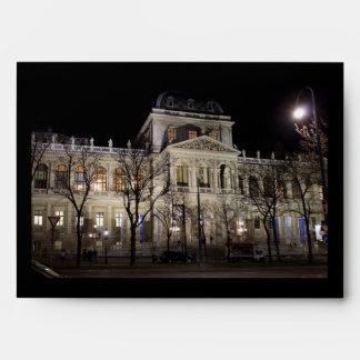 University Of Vienna Austria Envelope