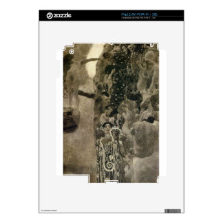 University of Vienna Ceiling Paintings (Medicine) Skin For The iPad 2