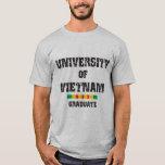 University of Vietnam distressed 2 graduate T-Shirt