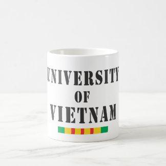 University of Vietnam stencil mug