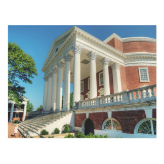 University of Virginia Rotunda Postcard