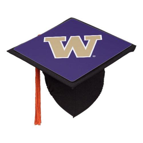 University of Washington Graduation Cap Topper
