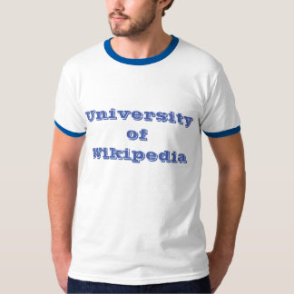University of Wikipedia T-Shirt