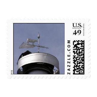 University of Wisconsin Dairy Barn Postage Stamp