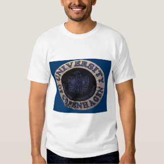 university oif copenhagen t-shirt
