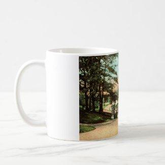 University Park, Toronto Canada 1907 Vintage mug
