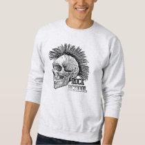 University school of rock sweatshirt