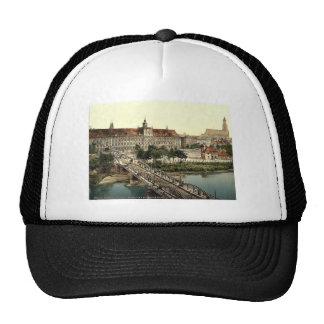 University with bridge, Breslau, Silesia, Germany Trucker Hat