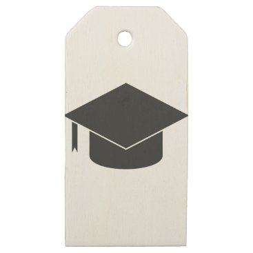 Beach Themed university wooden gift tags