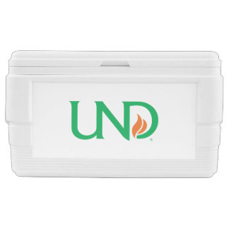 University Wordmark Chest Cooler