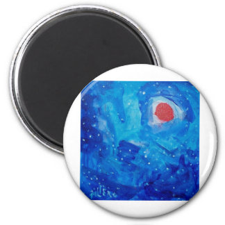 Universo 01 dentro por piliero imanes de nevera