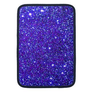 Universo 2 brillantes infinitos de la chispa del fundas MacBook