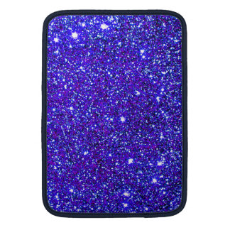 Universo 2 brillantes infinitos de la chispa del fundas MacBook
