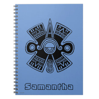 Universo azteca libros de apuntes