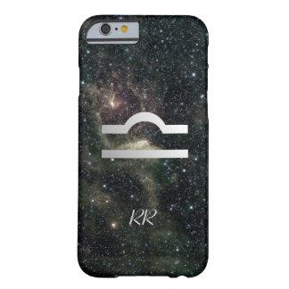 Universo de la muestra de la estrella del zodiaco funda de iPhone 6 barely there