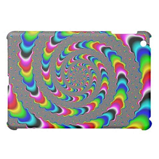 Universo del arco iris - arte del fractal