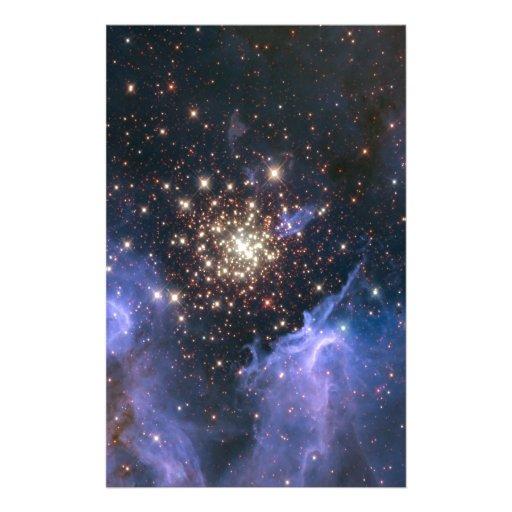 Universo del racimo de Starburst Papeleria De Diseño