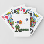 Universo divertido baraja de cartas