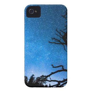 Universo estelar celestial iPhone 4 Case-Mate protector