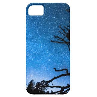 Universo estelar celestial iPhone 5 funda