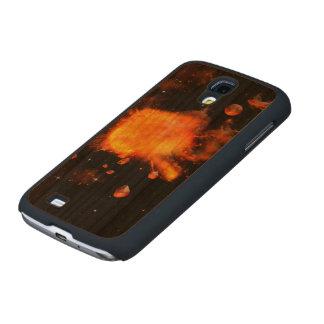 Universo Funda De Galaxy S4 Slim Cerezo