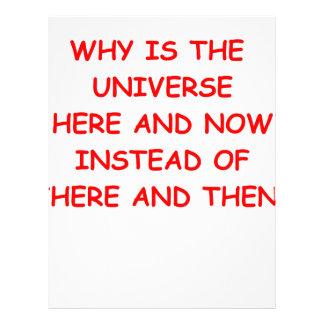 universo membrete