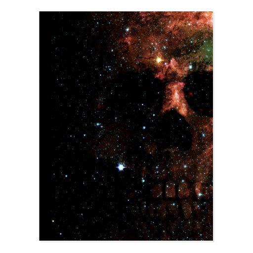 Universo oscuro 2 postal