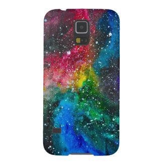 Universo por el diseño de Megaflora Funda Galaxy S5