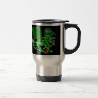 Universo verde Dragon_Mugs Taza