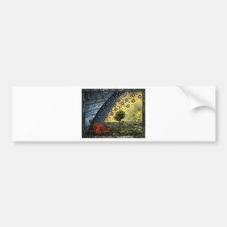 Universum Bumper Sticker