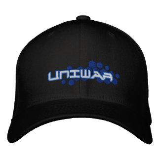 UniWar bordó el gorra Gorra De Béisbol Bordada