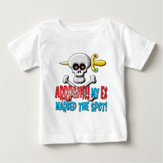 Unjolly Roger Baby T-Shirt