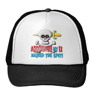 Unjolly Roger Mesh Hats