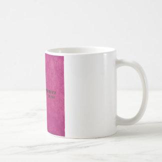 Unkept word is a compromised reputation coffee mug