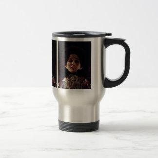 Unknown by Gustav Klimt 15 Oz Stainless Steel Travel Mug