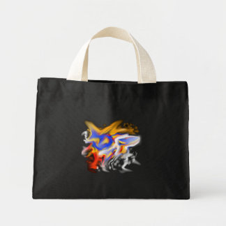 """Unknown Entity"" Tote Bag"