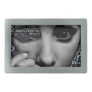 unknown face rectangular belt buckle