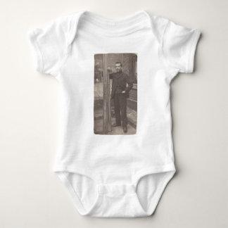 Unknown Frenchman 4 Baby Bodysuit