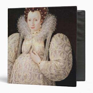 Unknown Lady, c.1595-1600 Vinyl Binder