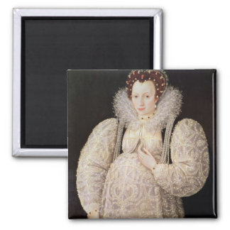 Unknown Lady, c.1595-1600 Magnet