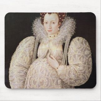 Unknown Lady, c.1595-1600 Mouse Pad